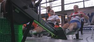 Bei den Berliner Indoor Rowing Open sind verschiedene Altersklassen startberechtigt