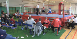 Das Lichtenberger Pokalturnier im Boxen fand am 25. und 26. April 2015 zum insgesamt 9. Mal statt