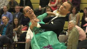 Anne Steinmann und Fabian Wendt sind mehrfacher Berliner Meister