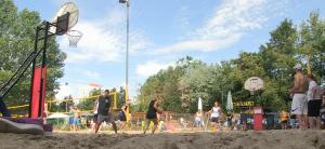 Beachbasketball: Sommer, Sand und Freude am Spiel
