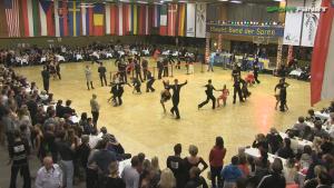 Das Blaue Band der Spree gehört mit rund 2500 Tanzpaaren zu den größten Tanzturnieren in Deutschland und Europa