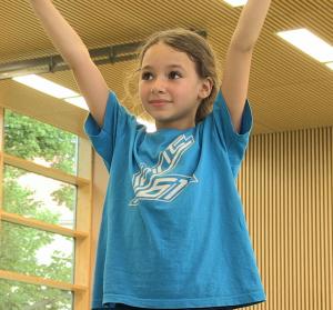 Cheerleading bei den Bright Stars Berlin ist etwas für alle Altersklassen