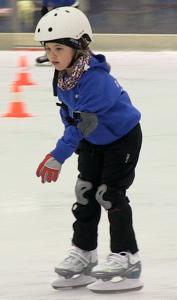 Die Förderung von Kindern und Jugendlichen steht beim Eissportverein Berlin 08 an erster Stelle