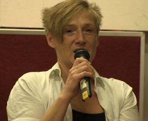 Federführend bei der IWO Berlin 2016: Kirsten Ulrich von den Karower Dachsen