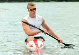 Kanute Jocob Schopf ist Nachwuchssportler des Monats September 2016