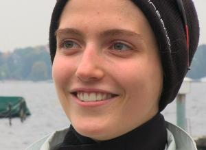 Julia Büsselberg ist Nachwuchssportler des Monats Oktober 2015