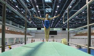 Wasserspringerin Lena Hentschel (Berliner TSC) ist Nachwuchssportler des Monats Februar 2016