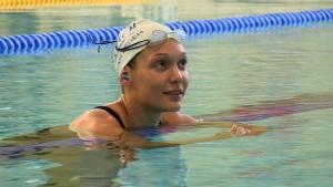 Leonie Kullmann von der SG Neukölln ist Nachwuchssportler des Monats Januar