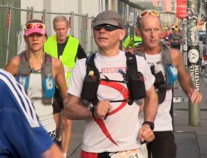 Mehr als 1300 Sportler nahmen am Mauerweglauf 2016 teil