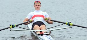 Moritz Wolff (Rudern) ist Nachwuchssportler des Monats August 2016