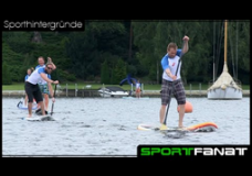 SUP // Stand Up Paddling – Berliner Meisterschaft