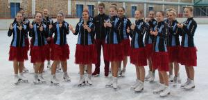 Das Team Berlin 1 ist nominiert für den Amateursport-Preis 2016!