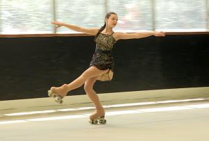Rund 180 Teilnehmer gehen beim 16. Vettermann-Pokal im Rollkunstlauf an den Start