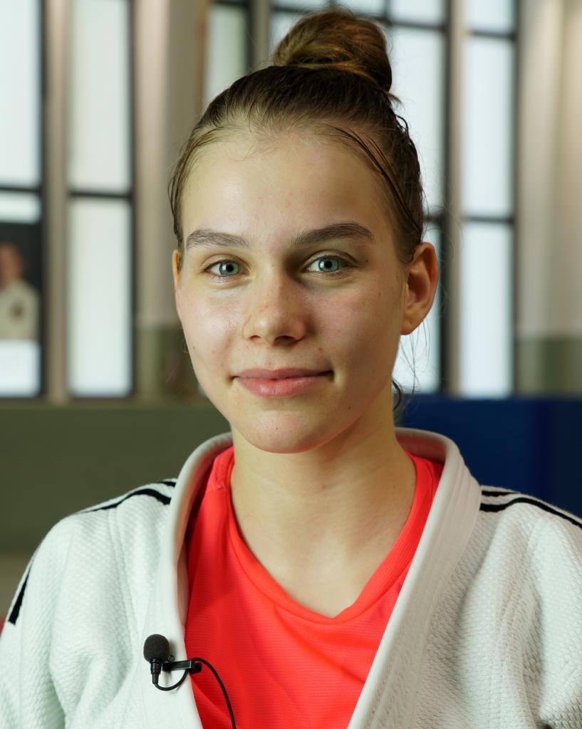 Viktoria Folger Judo Berlin