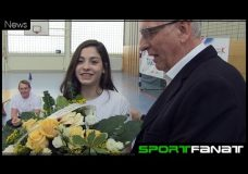 """Yusra Mardini zu Gast bei """"Berlin hat Talent"""""""