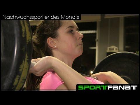 Antonia Ackermann – Nachwuchssportler des Monats Januar 2017