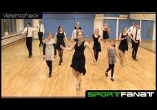 Formationstanz beim Tanzsport Club Blau-Weiss Berlin