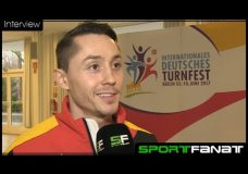 Andreas Toba im Interview