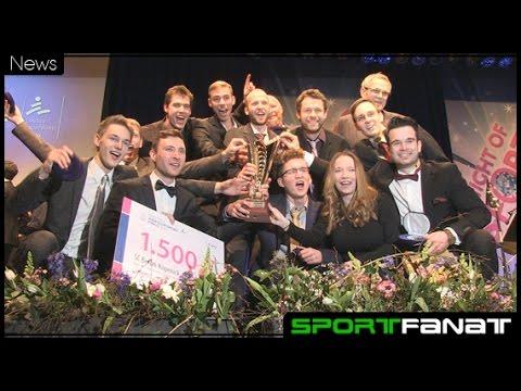 SC Berlin-Köpenick gewinnt Amateursport-Preis 2017