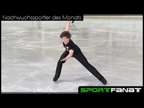 Florian Paschke – Nachwuchssportler des Monats März 2017