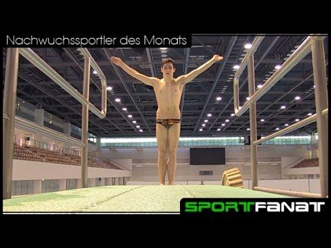 Lou Massenberg – Nachwuchssportler des Monats April 2017