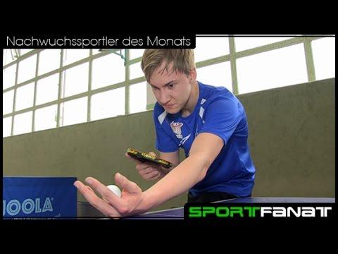 Maximilian Kröber – Nachwuchssportler des Monats Mai 2017