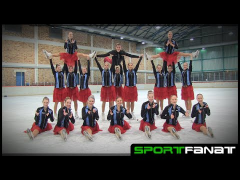 Team Berlin 1 – Amateursport-Preis 2016