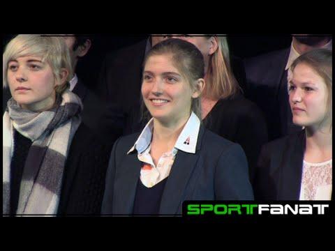 Julia Büsselberg ist Nachwuchssportler des Jahres 2015