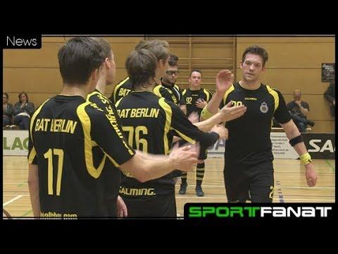 BAT Berlin unterliegt MFBC in Floorball Bundesliga