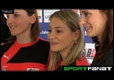 Kristina Vogel freut sich auf Bahnrad Europameisterschaft