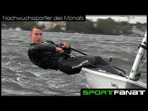 Nico Naujock – Nachwuchssportler des Monats Oktober 2017