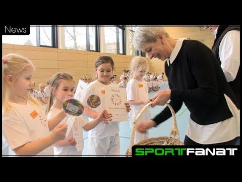 Kids Games der Budo Akademie Berlin