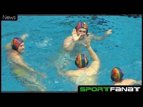 SG Neukölln holt Platz 5 gegen SSV Esslingen in Wasserball Bundesliga