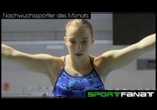 Lena Hentschel – Nachwuchssportler des Monats Februar