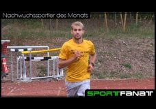 Felix Krüsemann – Nachwuchssportler des Monats Oktober 2018