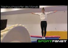 Elena Wassen – Nachwuchssportler des Monats Dezember 2018