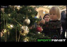Kinderweihnachtsfeier des Allgemeinen Turn-Verein zu Berlin 1861