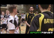 Spielabbruch bei BAT Berlin gegen TV Lilienthal