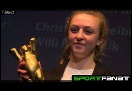 Gisèle Wender ist Nachwuchssportler des Jahres 2018!