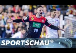 Deutschland steht im Handball-WM Halbfinale