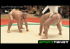 Sumo-Ringen – Deutsche Meisterschaft in Berlin