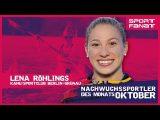Lena Röhlings – Nachwuchssportler des Monats Oktober 2019