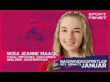Mira Jeanne Maack – Nachwuchssportler des Monats Januar 2020
