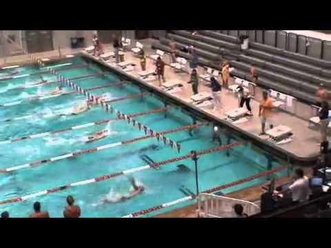 Highspeed Unterwasser-Schwimmen