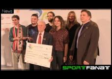 VfL Tegel gewinnt beim Zukunftspreis des Berliner Sports