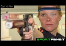Annika Schleu – Berliner Gesichter für Rio