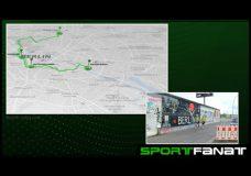 Mauerweglauf 2016 – Streckenvorstellung