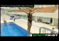 Christina Wassen – Nachwuchssportler des Monats Juli 2016