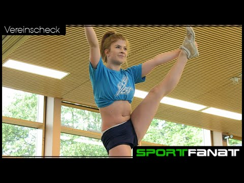 Cheerleading bei den Bright Stars Berlin