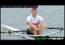 Moritz Wolff – Nachwuchssportler des Monats August